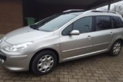 Peugeot 307 1,6 hdh SW, 7 pers