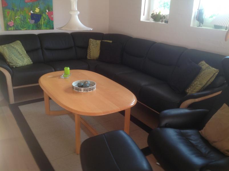 Sofabord - Hirsevænget 7 - Sofabordet i bøg 80 x 140 cm - Hirsevænget 7