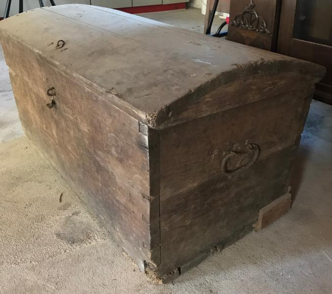 Gammel Kiste