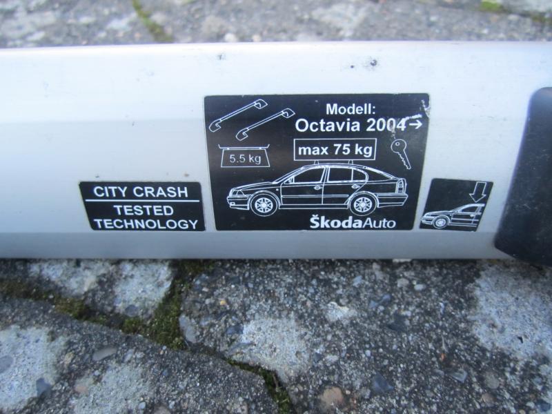 Tagbøjler til Skoda Octavia