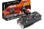 ASUS Radeon HD7970 3GB GDDR5