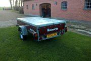 Brenderup 750kg