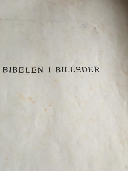 Biblen i billeder
