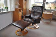 Læder lænestole sælges