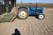 Benzin traktor