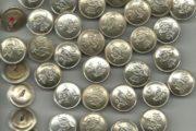 Postens gamle sølvknapper