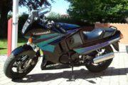 Kawasaki GPX600 12.500-kr