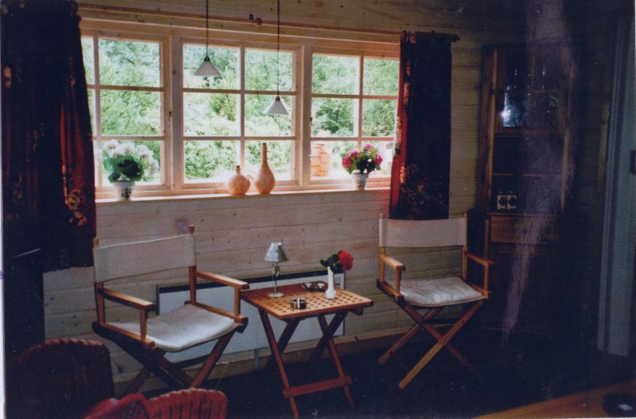 Sommerhus ved Thorupstrand.