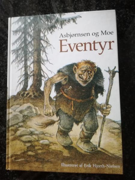 Eventyr bog - Danmark - Eventyr bog - Danmark