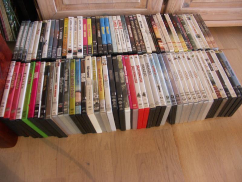 dvd cd - Præstegårdsbakken 14 Thorum - en masse dvd samt cd er til salg pris 10,-stk ved storkøb kan prisen forhandles - Præstegårdsbakken 14 Thorum