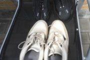 Golf sko 2 par