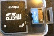 Sdxc kort Pro 64 mb