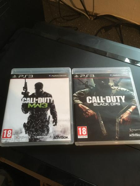 PS3 Call Of Duty