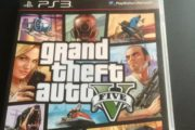 PS3 Spil GTA