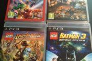 PS3 Spil LEGO