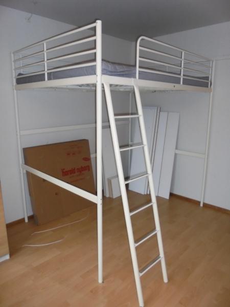 Loftsseng ikea 140 200 køb og salg | Find den bedste pris!