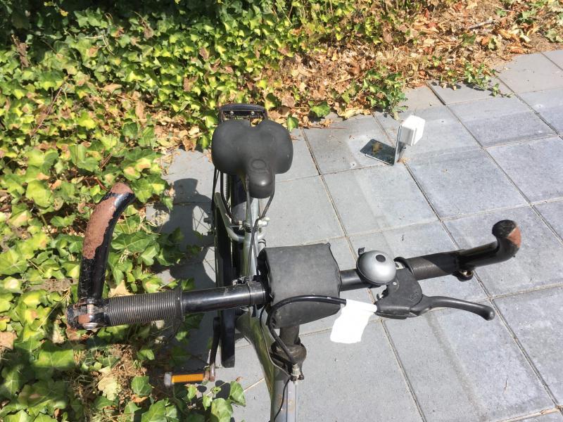 Mosquita minisky - Solgårdsvej 3 - Mosquita minisky cykel med støttehjul - Solgårdsvej 3