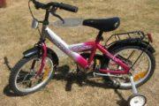 pigecykel 5-7 år