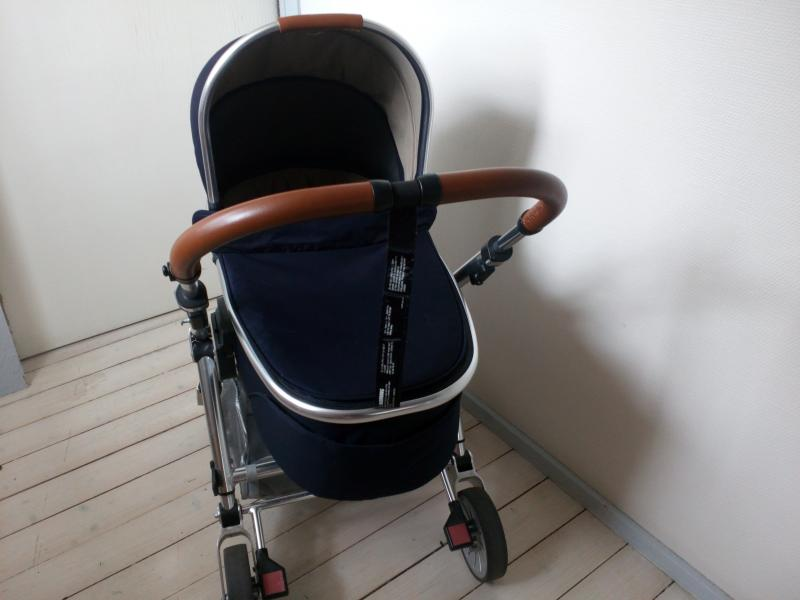 Barnevogn og klapvogn sælges - den lokale hjemmeside for Skive-egnen