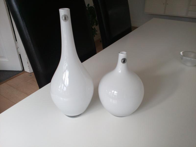 Ikea vaser sælges