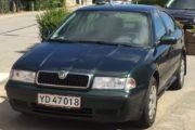 Skoda 1,9TDi (Turbo Diesel)GLX