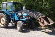 Traktor FORD 4610 kun 2295 t
