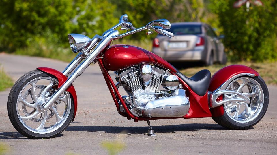 Lorgano Griffon Custom Bike