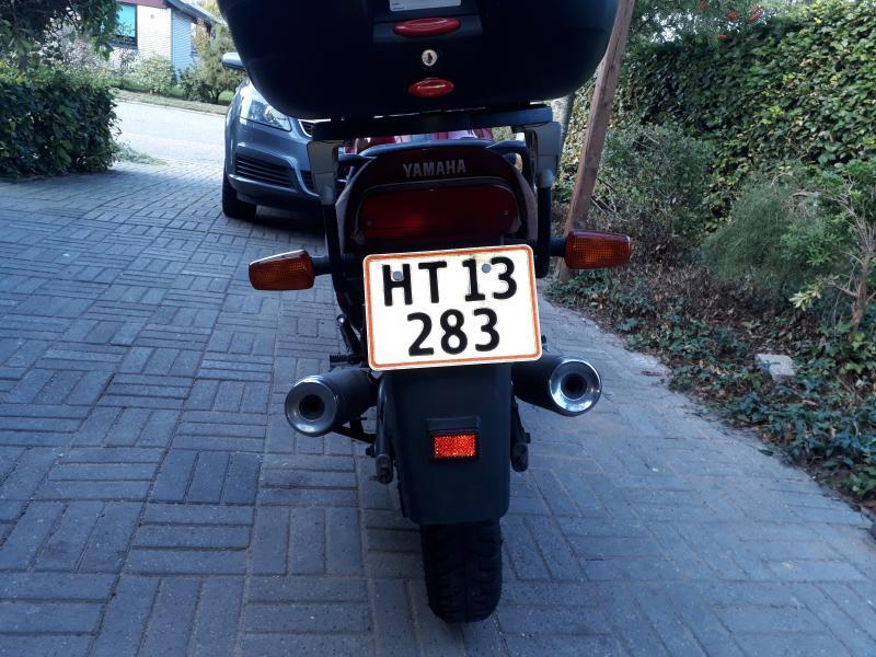 Yamaha xj diversion s