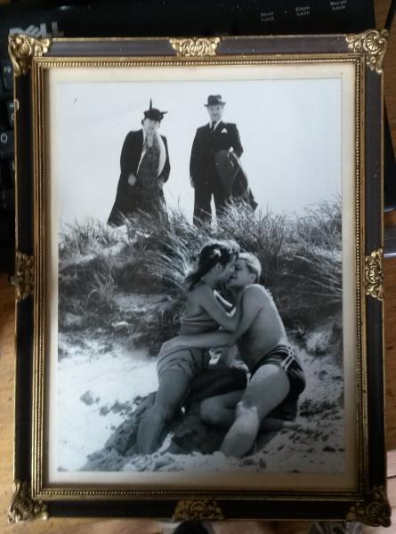 Original biograf foto