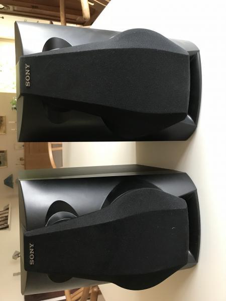 Sony højtalere