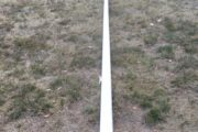 Flagstang (træ 5,50 m.)