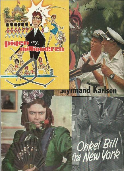 Danske biografprogrammer