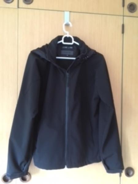 Kraftig Fleece jakke