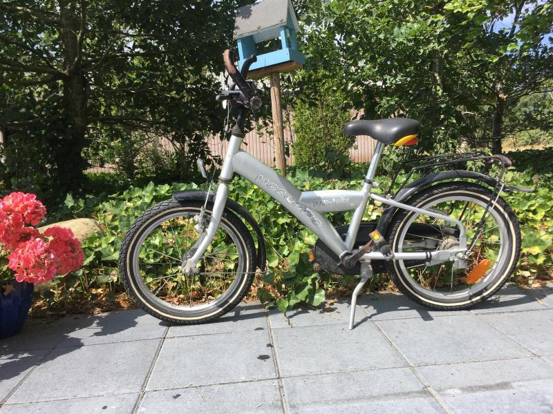 Mosquito minisky cykel