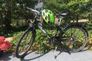 24″ MBK Comanche cykel