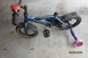 Børnecykel, 12 tommer.