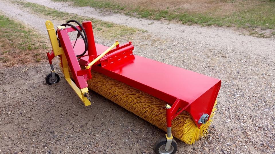 Traktor fejekost