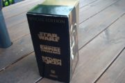 Starwars I II og III vhs