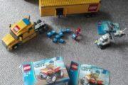 Masser af Lego