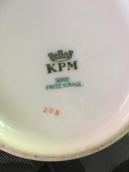 Stel Fritz Kraul 6 pers.