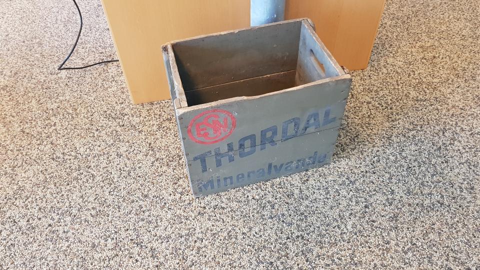 Thordal trækasse