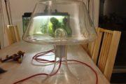 Holmegaard One bordlampe sælge