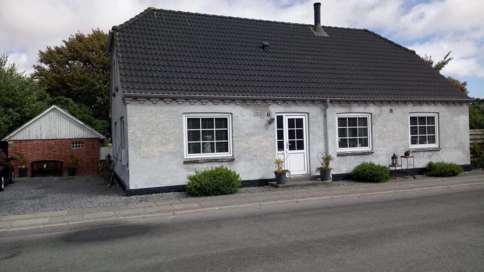 Velholdt hus – evt. flexbolig