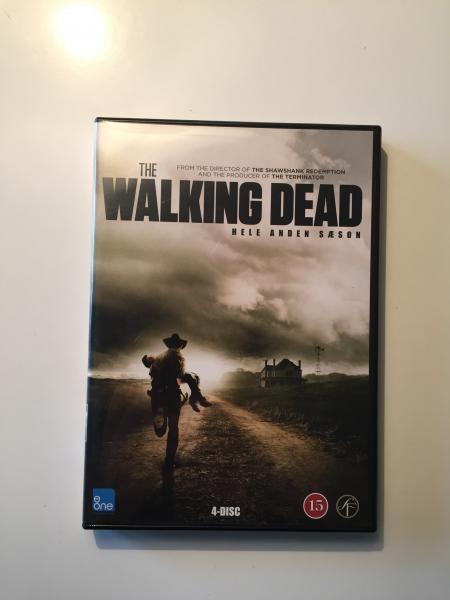 The Walking Dead Sæson 2 DVD