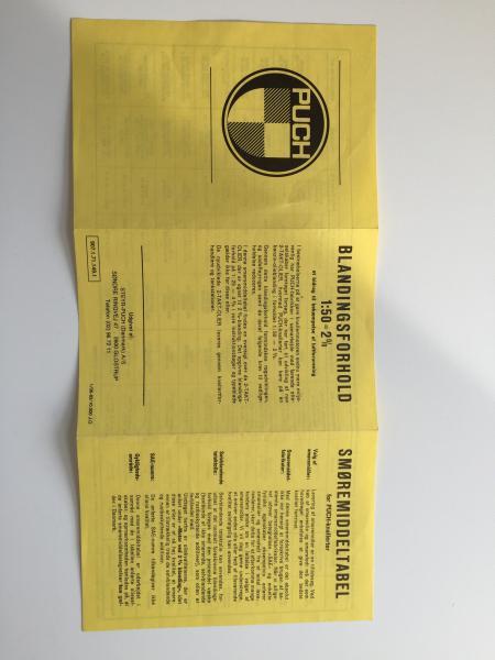Puch Maxi k 1988, 99% original