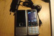 2 x Nokia 6300