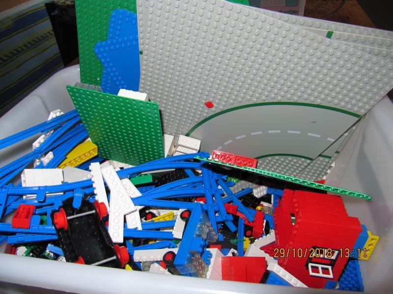 Lego klodser - Fyrrevej 11 Glyngøre - 5kg. blandet lego klodser sælges. - Fyrrevej 11 Glyngøre