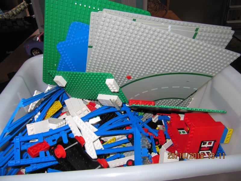 Lego klodser