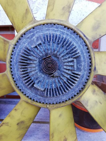 Ford reservedel ventilator