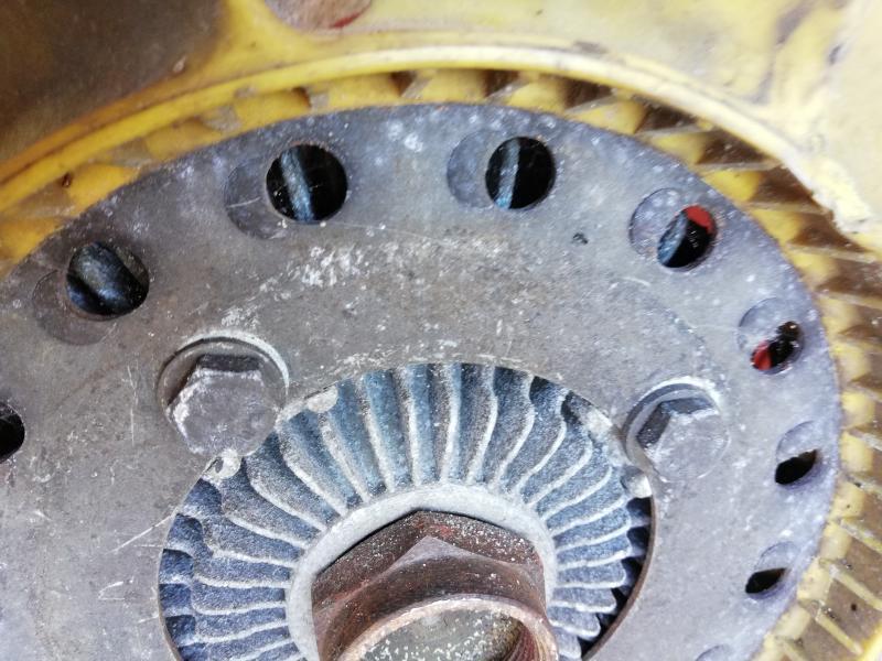 Ford reservedel kølevinge